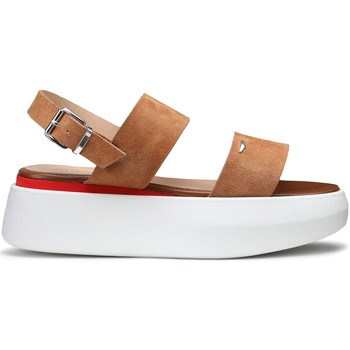 Buty Damskie Sandały Alberto Guardiani AGW004101 Beżowy