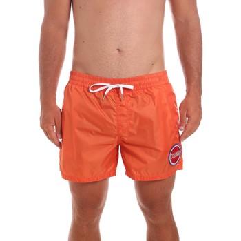tekstylia Męskie Kostiumy / Szorty kąpielowe Colmar 7267 5ST Pomarańczowy
