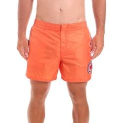 tekstylia Męskie Kostiumy / Szorty kąpielowe Colmar 7266 5ST Pomarańczowy