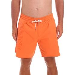 tekstylia Męskie Kostiumy / Szorty kąpielowe Colmar 7262 1TR Pomarańczowy