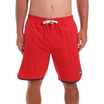 tekstylia Męskie Kostiumy / Szorty kąpielowe Colmar 7260 1TR Czerwony