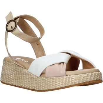 Buty Damskie Sandały Sshady L2401 Beżowy