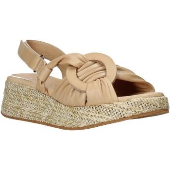 Buty Damskie Sandały Sshady L2406 Beżowy