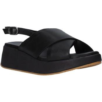 Buty Damskie Sandały Sshady L2410 Czarny