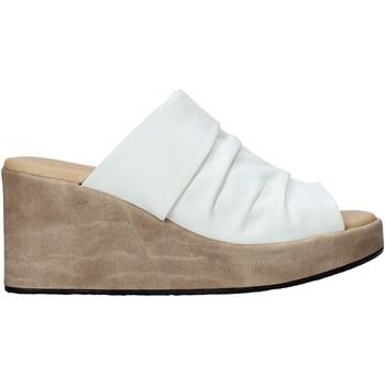 Buty Damskie Klapki Sshady L2501 Biały