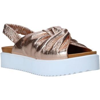 Buty Damskie Sandały Sshady MRT77 Różowy