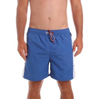 tekstylia Męskie Kostiumy / Szorty kąpielowe Key Up 2X003 0001 Niebieski