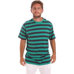 tekstylia Męskie T-shirty z krótkim rękawem Colmar 7543 3TJ Czarny