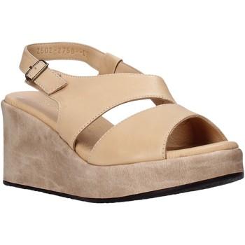 Buty Damskie Sandały Sshady L2502 Beżowy