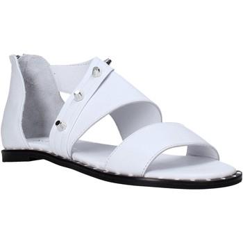 Buty Damskie Sandały Sshady MRT2202 Biały