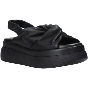 Buty Damskie Sandały Sshady L2210 Czarny