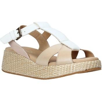 Buty Damskie Sandały Sshady L2404 Beżowy