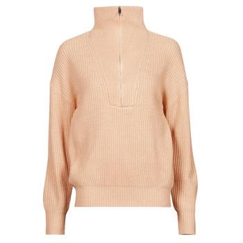 tekstylia Damskie Swetry Betty London POUPETTE Różowy