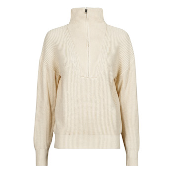 tekstylia Damskie Swetry Betty London POUPETTE Biały