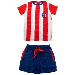 tekstylia Męskie Piżama / koszula nocna Atletico De Madrid 100-378 Rojo