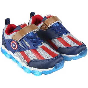 Buty Chłopiec Trampki niskie Avengers 2300004621 Azul