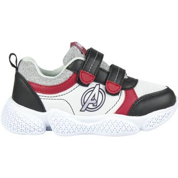 Buty Chłopiec Trampki niskie Avengers 2300004641 Blanco