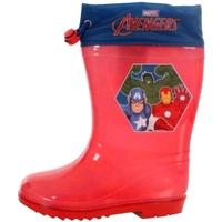 Buty Chłopiec Kalosze Avengers AV13302 Rojo