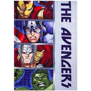 Dom Chłopiec Narzuta Avengers HQ4350_2 Azul