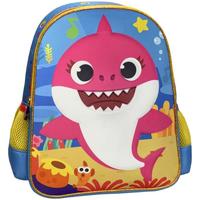 Torby Dziewczynka Plecaki Baby Shark MC-02-BS Multicolor