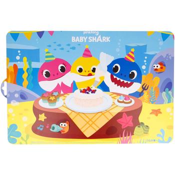 Dom Chłopiec Obrusy Baby Shark 13519 Multicolor