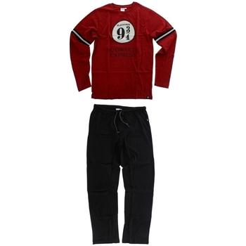 tekstylia Piżama / koszula nocna Harry Potter 833-436 Rojo