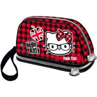 Torby Damskie Etui Hello Kitty 41631 Rojo