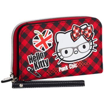 Torby Damskie Portfele Hello Kitty 41594 Rojo
