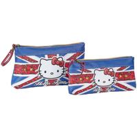 Torby Damskie Etui Hello Kitty 45431 Azul