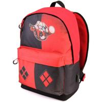 Torby Dziecko Plecaki Harley Quinn 39422 Rojo