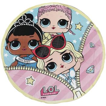 Dom Dziewczynka Ręcznik i rękawica kąpielowa Lol 2200004061 Rosa