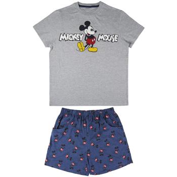 tekstylia Męskie Piżama / koszula nocna Disney 2200004974 Gris