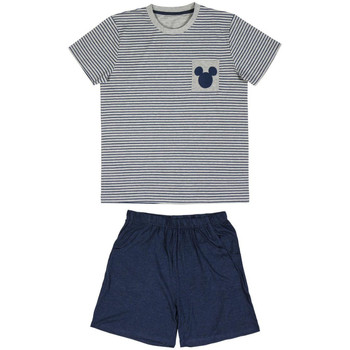 tekstylia Męskie Piżama / koszula nocna Disney 2200005280 Gris