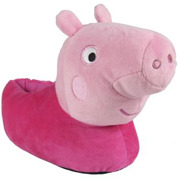 Buty Dziewczynka Obuwie domowe Peppa Pig 2300004206 Rosa