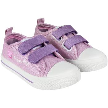 Buty Dziewczynka Trampki niskie Peppa Pig 2300004340 Rosa