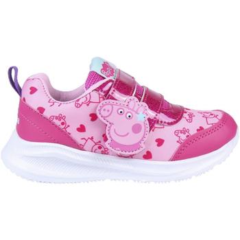Buty Dziewczynka Trampki niskie Peppa Pig 2300004729 Rosa