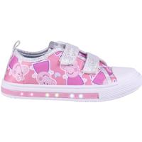 Buty Chłopiec Trampki niskie Peppa Pig 2300004709 Rosa
