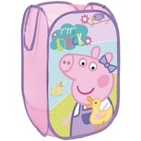 Dom Dziecko Kufry, skrzynki Peppa Pig PP12233 Morado
