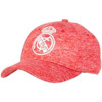 Dodatki Czapki z daszkiem Real Madrid RMG018 CORAL MELANGE Rojo