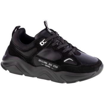 Buty Damskie Trampki niskie Big Star Shoes Czarny