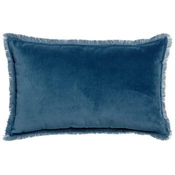 Dom Poszewki na poduszki Vivaraise FARA Niebieski