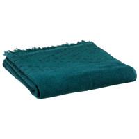 Dom Ręcznik i rękawica kąpielowa Vivaraise JULIA Petrol