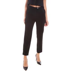 tekstylia Damskie Spodnie Gaudi 111BD25029 Czarny