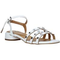 Buty Damskie Sandały Grace Shoes 971004 Biały