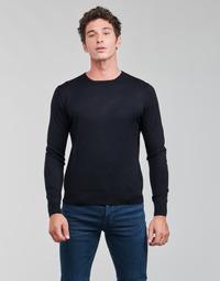 tekstylia Męskie Swetry Only & Sons  ONSWYLER Marine