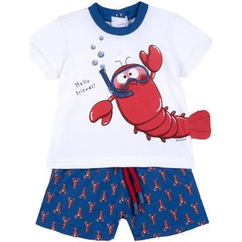 tekstylia Chłopiec Komplet Chicco 09076626000000 Niebieski