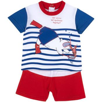 tekstylia Chłopiec Komplet Chicco 09076627000000 Czerwony