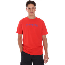tekstylia Męskie T-shirty z krótkim rękawem Invicta 4451242/U Czerwony