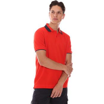 tekstylia Męskie Koszulki polo z krótkim rękawem Invicta 4452240/U Czerwony