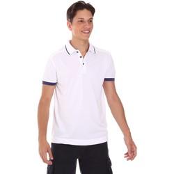tekstylia Męskie Koszulki polo z krótkim rękawem Invicta 4452253/U Biały
